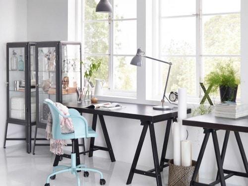 Ikea Ufficio In Casa : Scrivanie ikea i modelli più adatti allo studio e al lavoro grazia