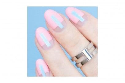 nail art geometriche