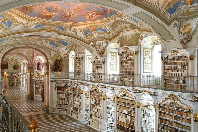 Le 15 biblioteche più belle e grandi del mondo