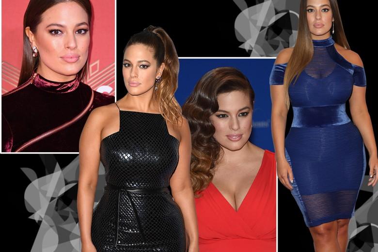 Ashley Graham: i beauty look più belli della modella curvy