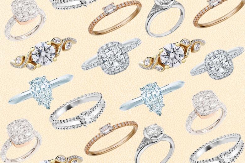 Anelli di fidanzamento: 40 modelli bellissimi
