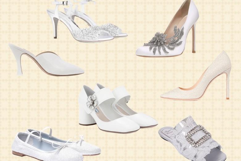 Scarpe da sposa 2017: guida ai trend di stagione
