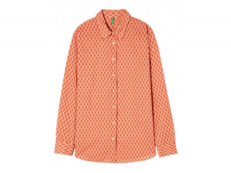 Camicia BENETTON