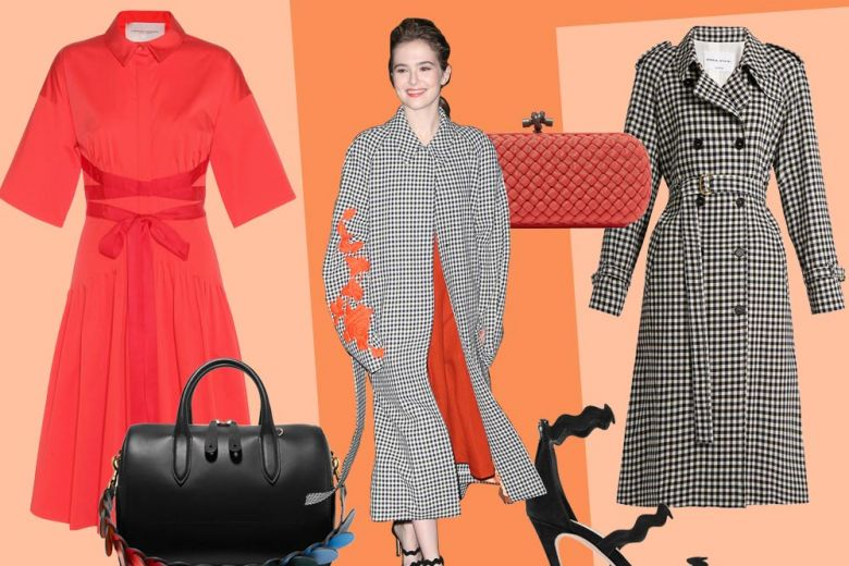 Il look primaverile e chic di Zoey Deutch: da copiare!