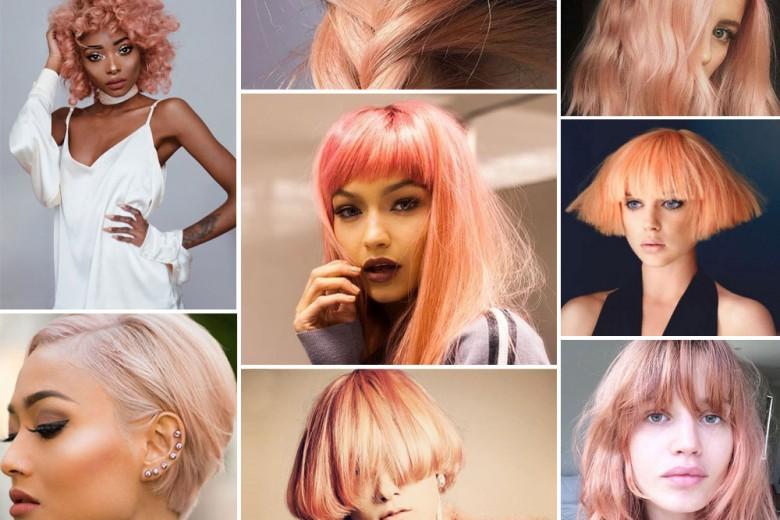 Blorange: la tendenza capelli del momento