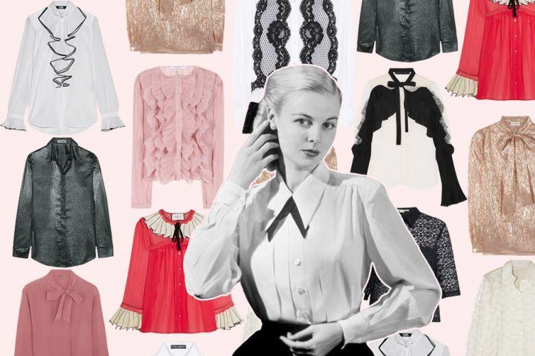 Camicie eleganti: le versioni più chic per la Primavera 2017
