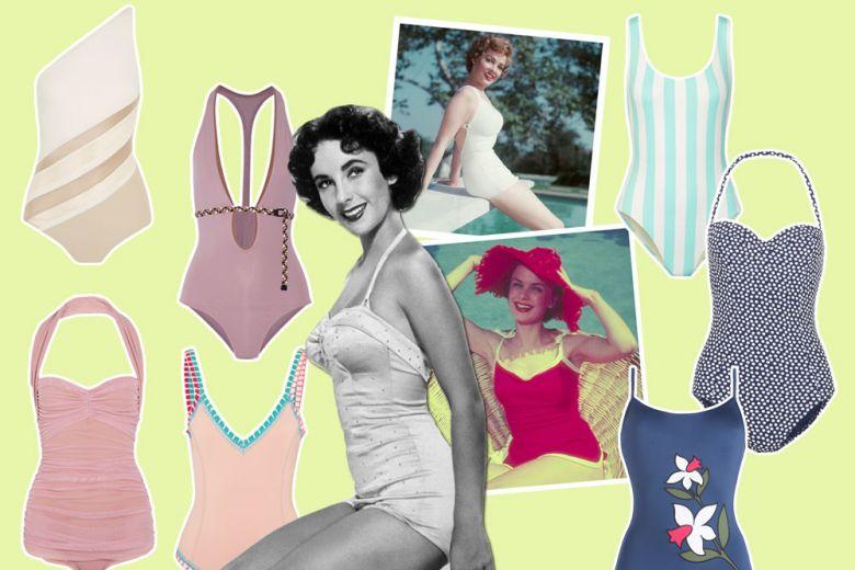 Costumi interi: i modelli più cool per l'estate