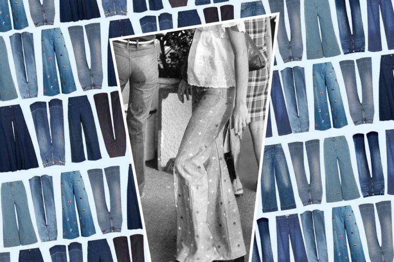 Jeans a palazzo: le versioni più cool per la primavera 2017