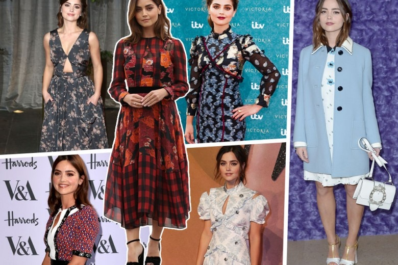 Jenna Coleman: fashion icon dal tocco british