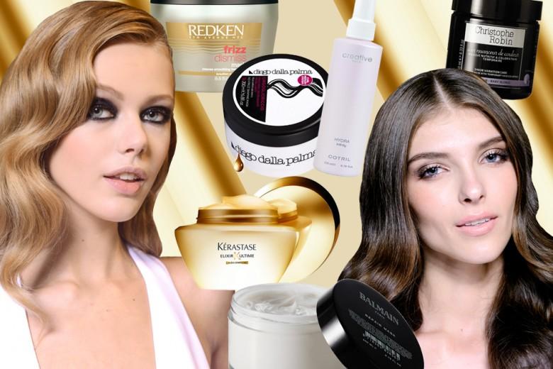 Maschere capelli: le migliori per ogni tipo di chioma