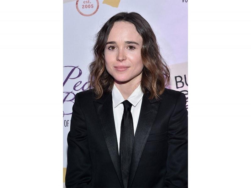 Ellen Page caschetto lungo