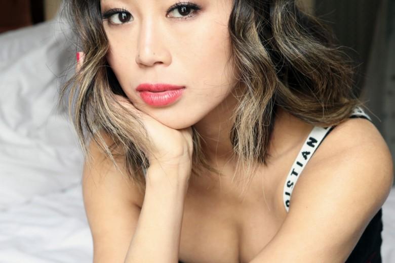 A Los Angeles con Aimée Song per raccontare i nuovi Dior Addict Lacquer Stick