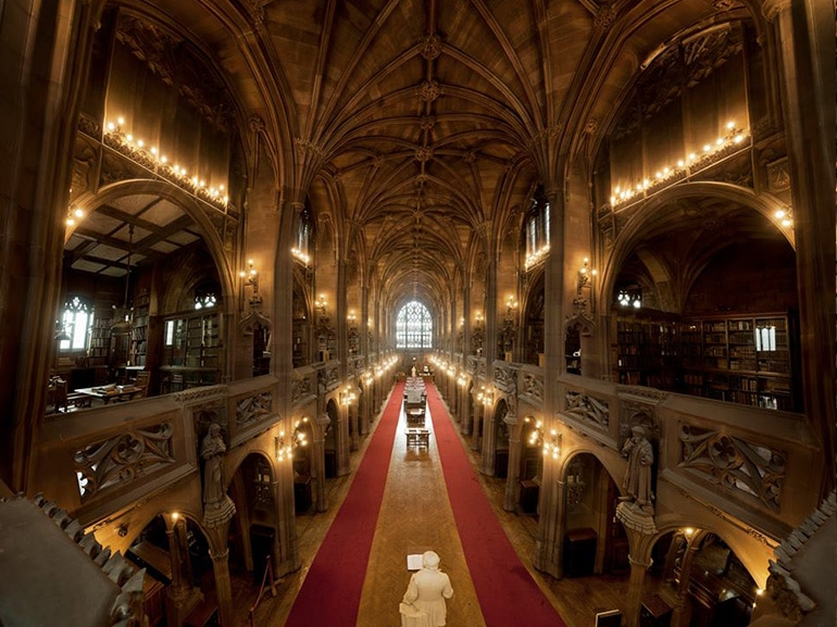 John Rylands Library, University of Manchester