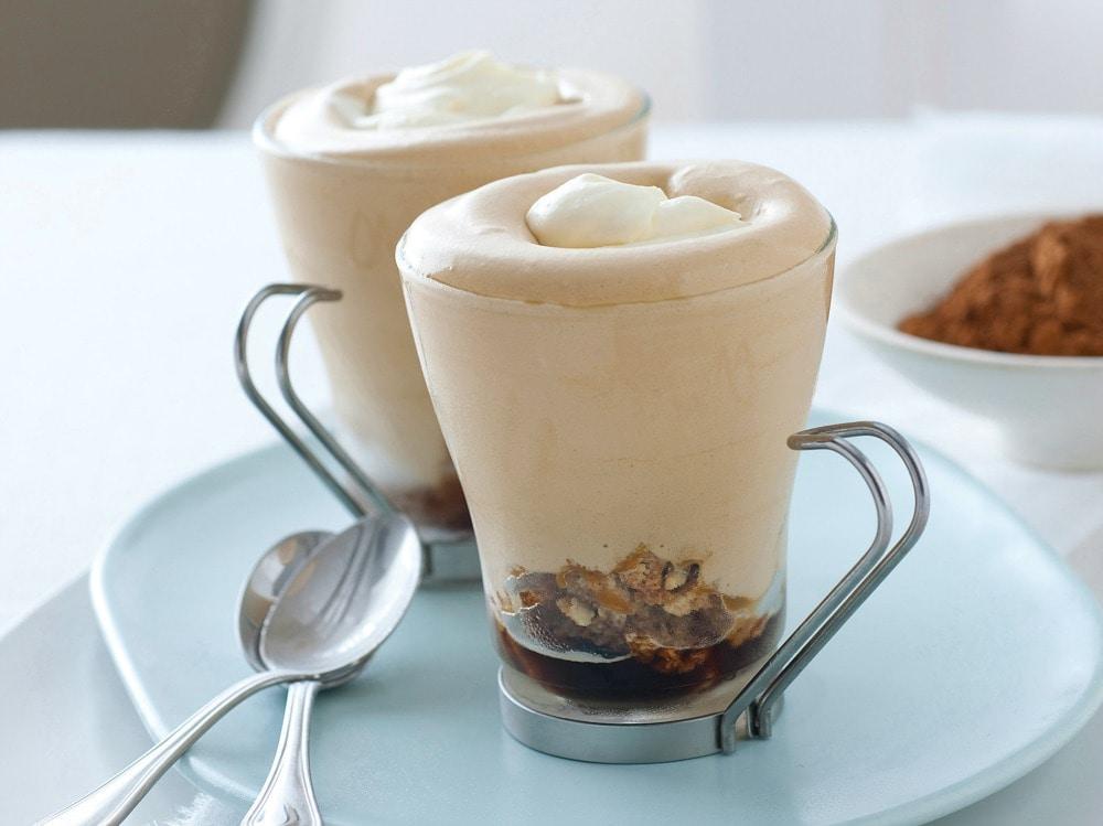 Mousse al caffè€ e mascarpone