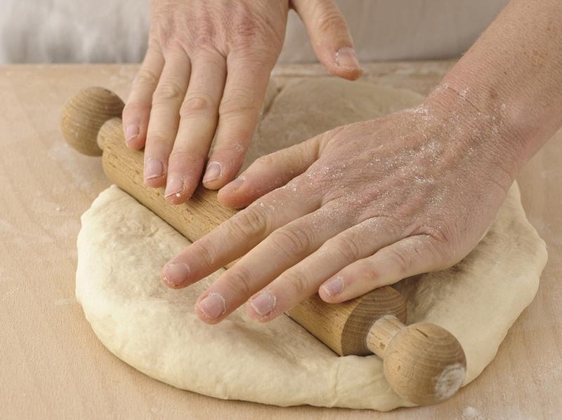 Pizza alta fatta in casa step 2