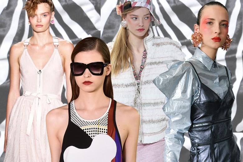 Trucco e capelli anni '80: il trend beauty della Primavera Estate 2017