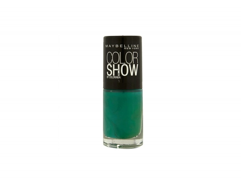 Show Me the Green maybelline