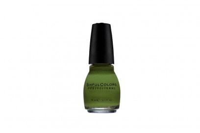 SinfulColors Smalti exotic green