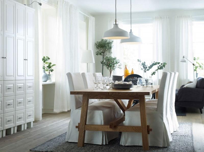 Tavoli Allungabili Da Cucina Ikea.Tavoli Ikea I Modelli Piu Belli Per Living E Cucina Grazia