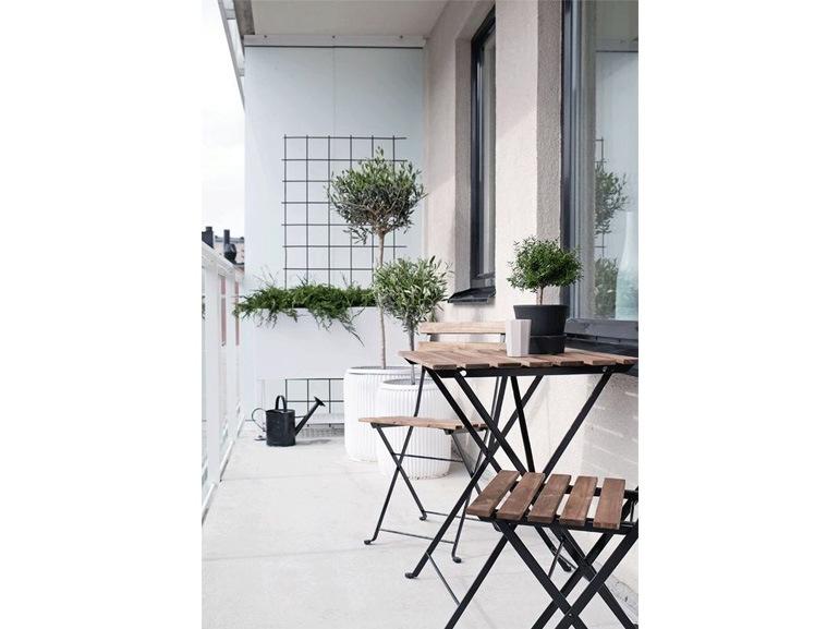 Terrazzo pulito