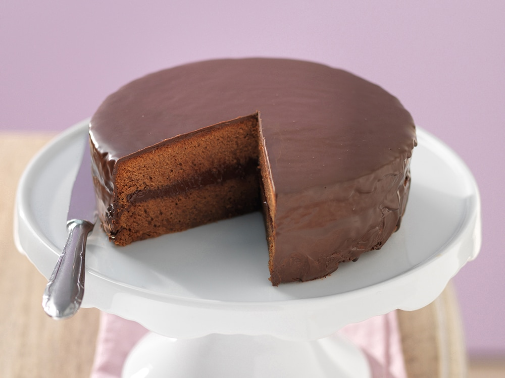 Torta gianduia al cioccolato