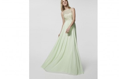 abito-pronovias-cocktail-verde