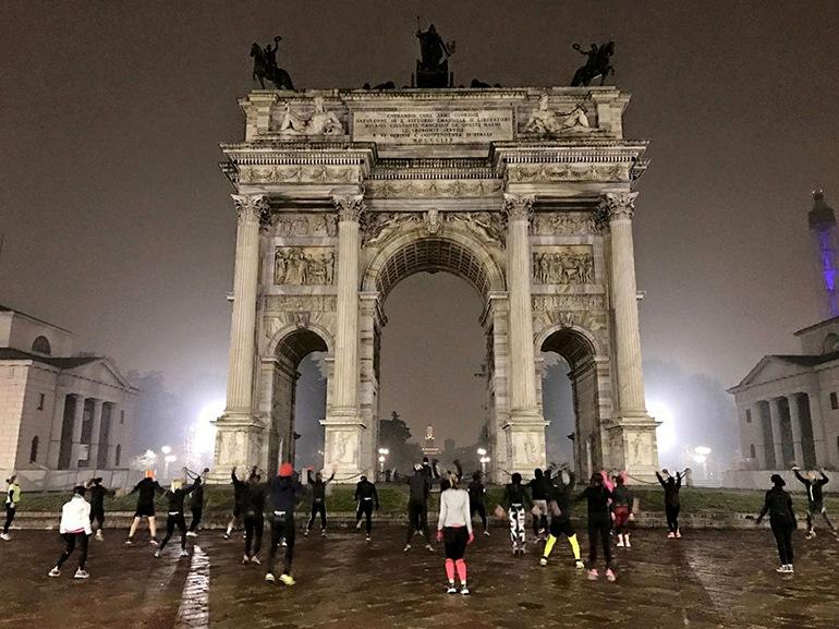 adidas-allenamento-funzionale-parco-sempione-arco-della-pace-milano-running-sport
