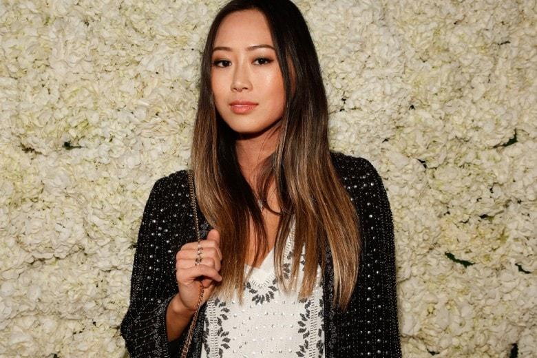 Aimée Song: tutti i trucchi di una influencer