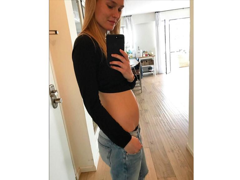 bar refaeli incinta
