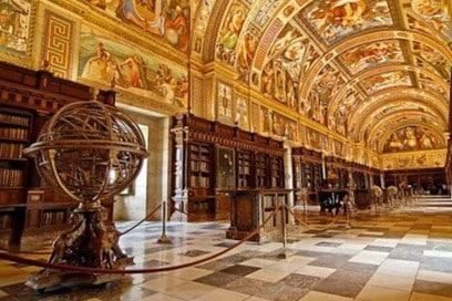 biblioteca Reale del Monastero Escorial