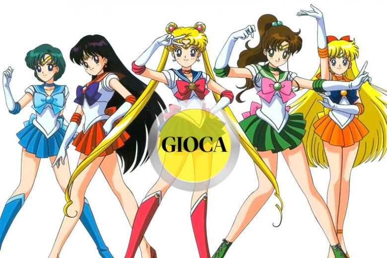 TEST Quale guerriera Sailor sei?