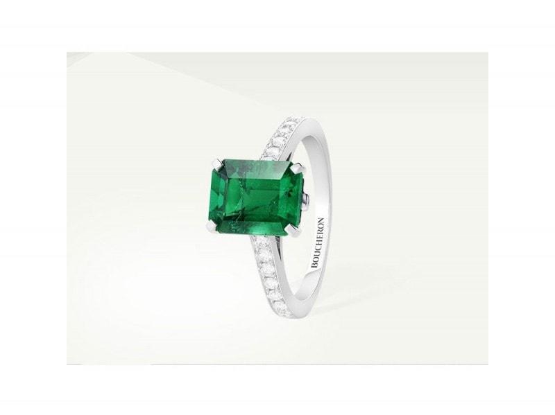 Ben noto anello smeraldo cartier online tra cui il anelli da mignolo e il  CG21