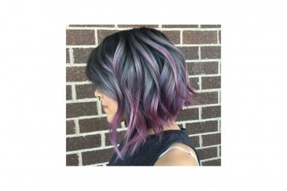 capelli arcobaleno corti  (3)