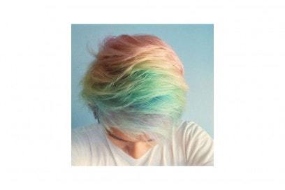 capelli arcobaleno corti  (5)