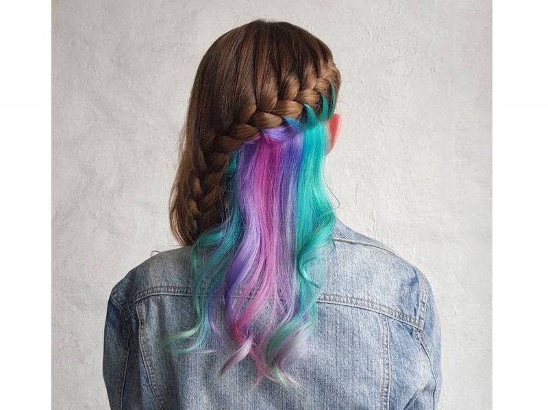 capelli arcobaleno sotto (7) 9c9145743117