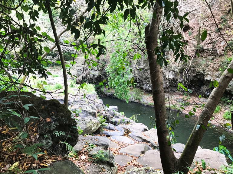 cascata maison eureka