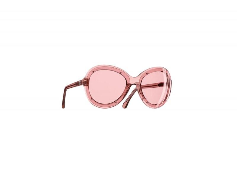 chanel-occhiali-da-sole-rosa
