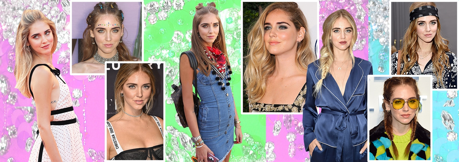 chiara ferragni capelli trucco beauty look collage_desktop
