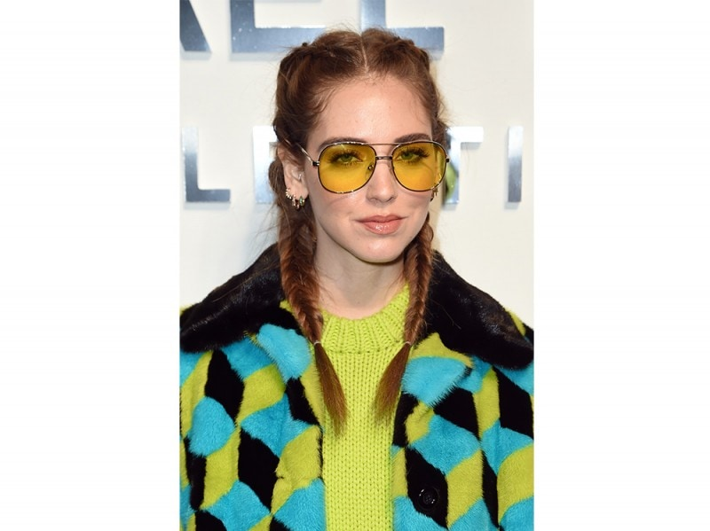 chiara ferragni make up capelli beauty look (10)