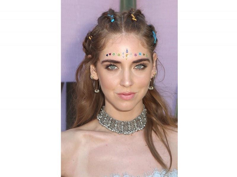 chiara ferragni make up capelli beauty look (15)