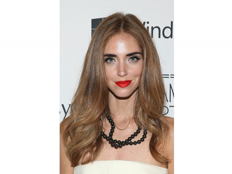 chiara ferragni make up capelli beauty look (2)