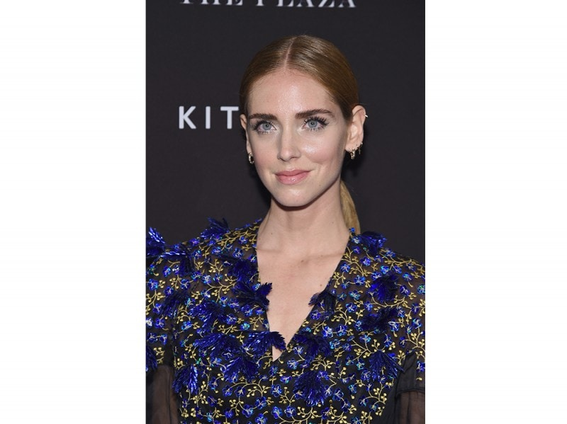 chiara ferragni make up capelli beauty look (5)