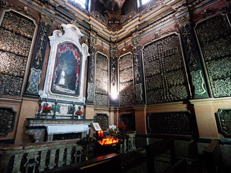 chiesa san bernardino ossa