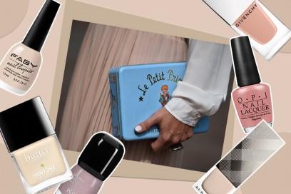 Smalti nude: il nail look evergreen semplice ed elegante