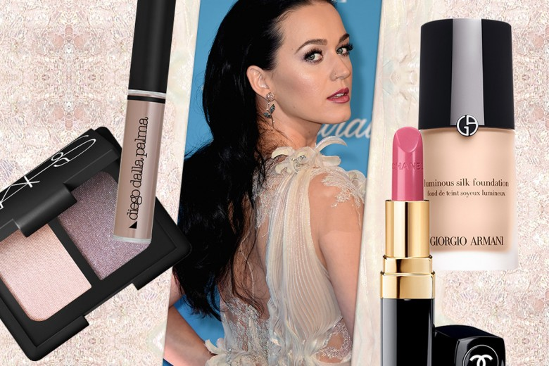 Katy Perry make up: i segreti del suo trucco romantico e luminoso