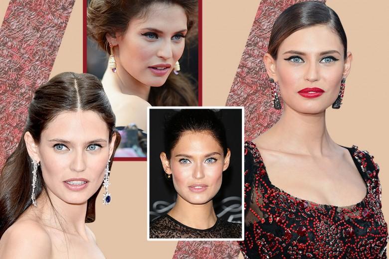 Bianca Balti beauty look: naturale e sofisticato
