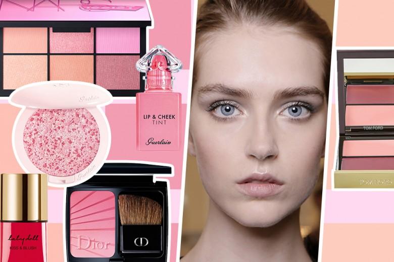 Blush rosa: la tendenza e i più belli della PE 2017