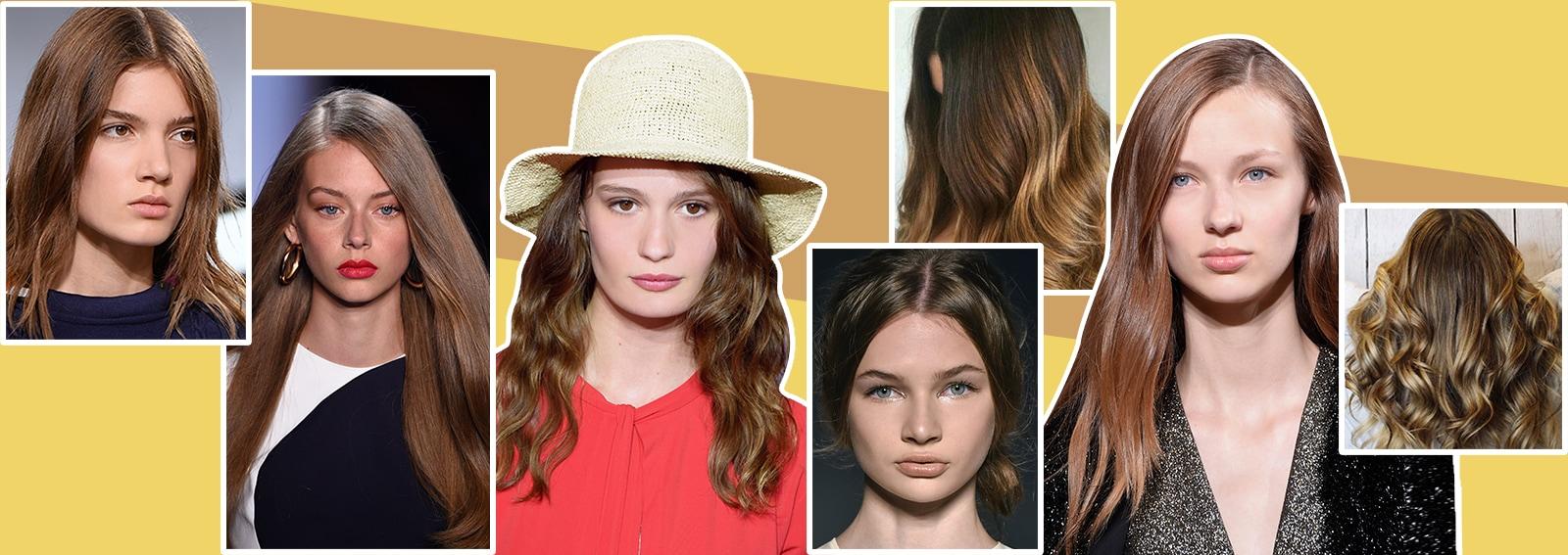 Capelli golden brown, la tendenza colore capelli per il 2017