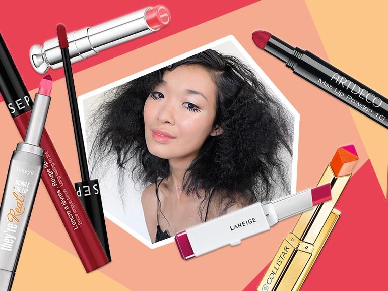 Gradient Lips: la tendenza labbra a effetto gradiente