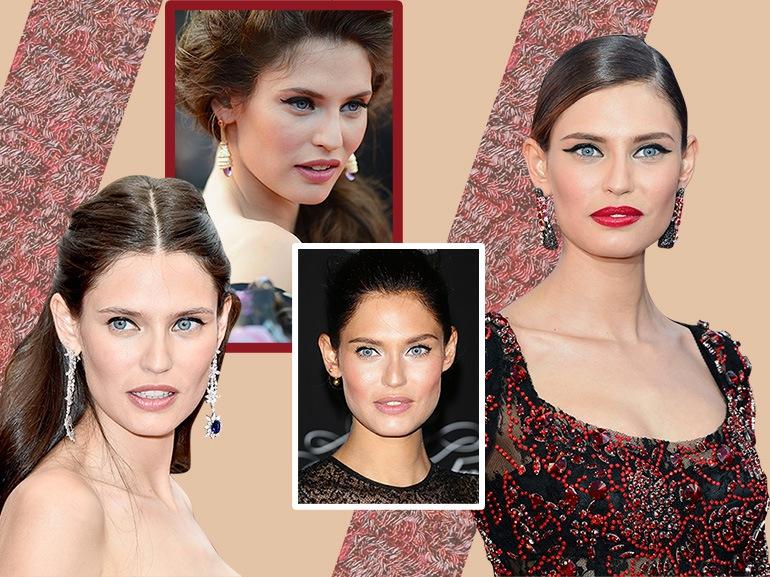 Bianca Balti beauty look: tra look naturale e sofisticato